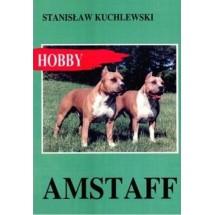 Amstaff Książka Poradnik autorstwa S. Kuchlewski