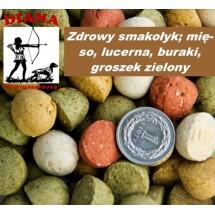 Gemüse & Fleischbissen Diana 10kg z Mięsem i Warzy