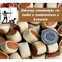 Lachs Rollies Diana 10kg roladki z Łososiem