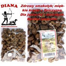 Wildringe Soft Diana 500g Miękki z Dziczyzną