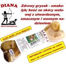 Kauknochen Schoko 21cm Diana 12x1szt Kość z Czekol