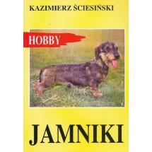 Jamniki Książka