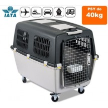 Transporter Gulliver DELUX 6 IATA psy koty do 40kg