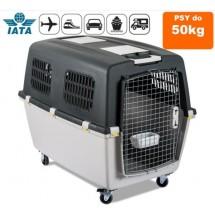 Transporter Gulliver DELUX 7 IATA psy koty do 50kg