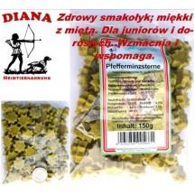 Pfefferminz - Sterne Diana 150g Miękki z Miętom