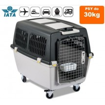 Transporter Gulliver DELUX 5 IATA psy koty do 30kg